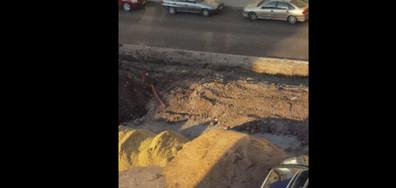 Преместване на трафопост и строеж на кооперация на 50 метра от другата