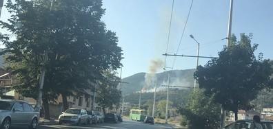 Пожар в Сливен