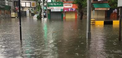 Наводнение в Камбоджа