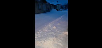 Европейско снегопочистване