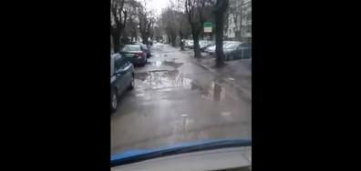 Уникална улица в София