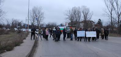 Протест срещу голата сеч в София