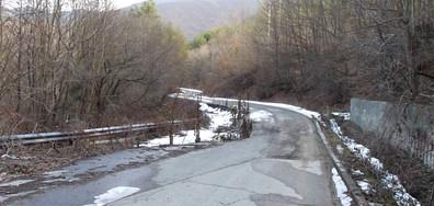 Пътят през село Сливито е в окаяно състояние