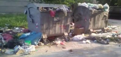 Боклукът в моя град