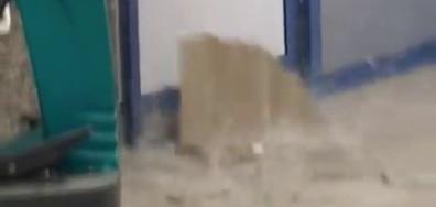 Наводнение на Летище София