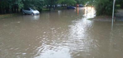 Наводнение след основен ремонт