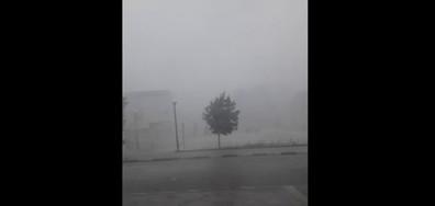 Силен дъжд в Монтанско