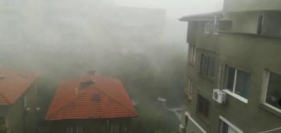 Буря в Пловдив