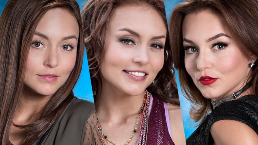 Трите лица на Ана