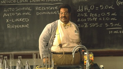 Смахнатият професор