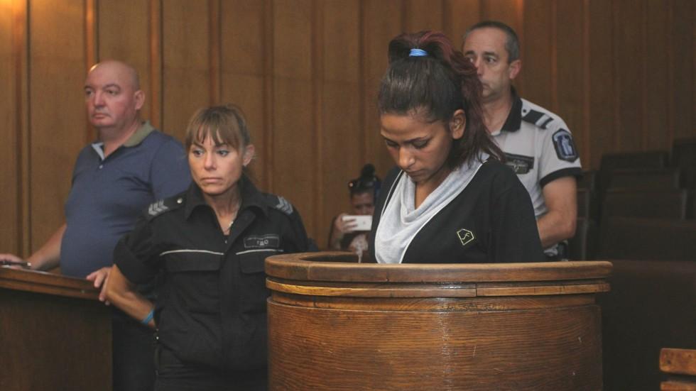 Започна делото срещу майката, изоставила бебето си в Западен парк