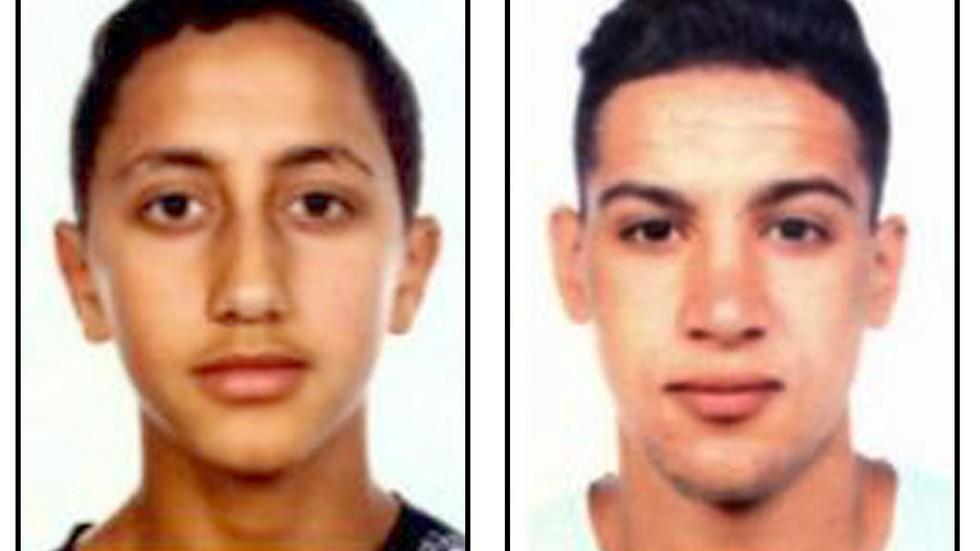 Четирима от основните заподозрени за терора в Испания