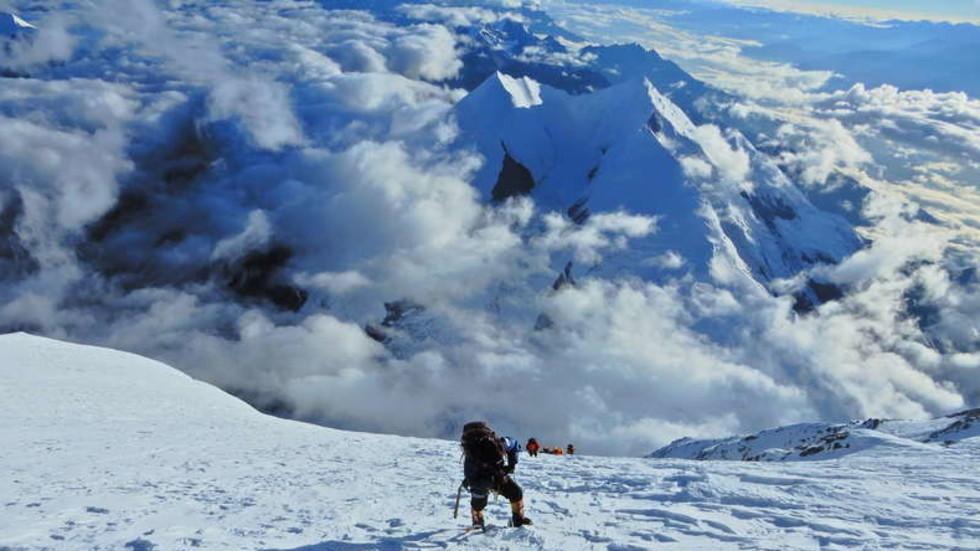 Боян Петров по пътя към връх Даулагири - Втора част