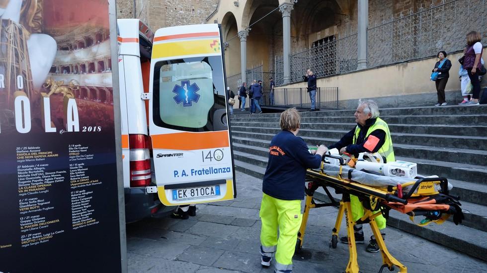 Испанец загина в църква във Флоренция