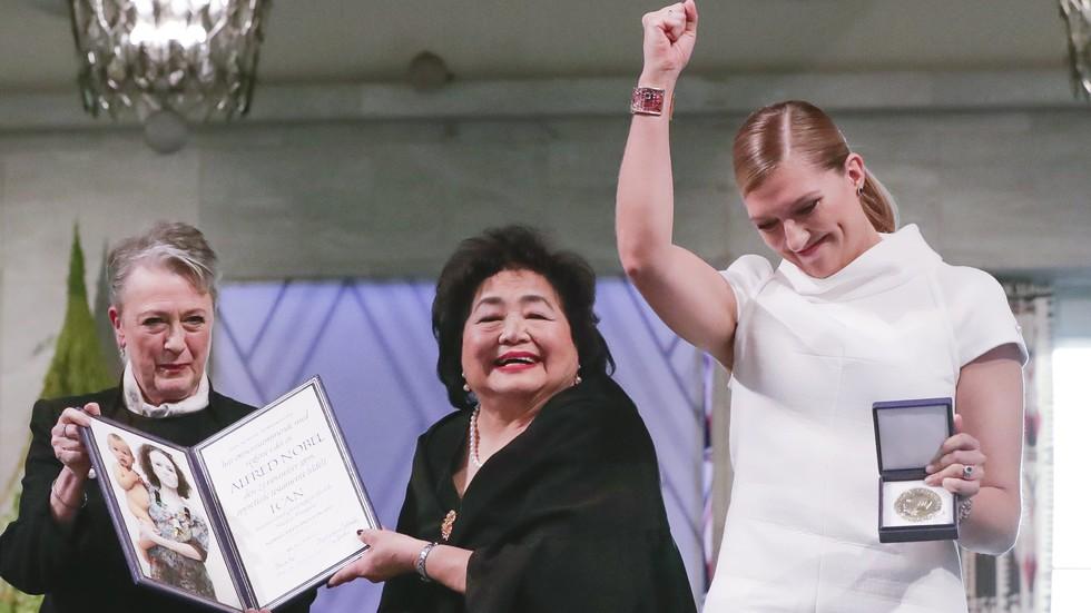Връчиха Нобеловата награда за мир