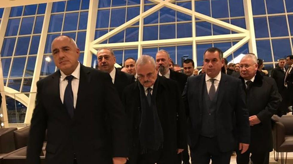 Откриха директна авиолиния Баку-София-Баку