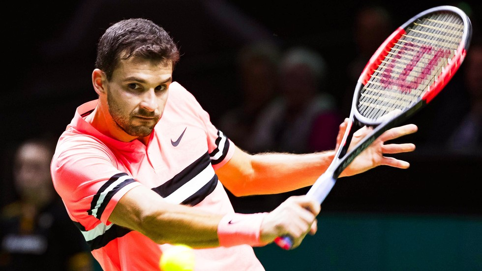 Григор Димитров е на финал в Ротердам