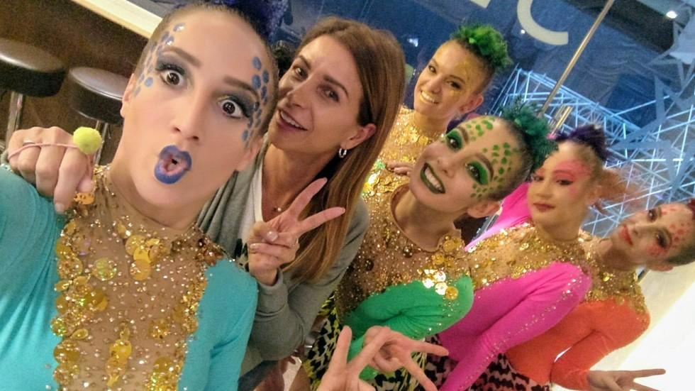 Повече от 30 000 души аплодираха гимнастичките ни на фестивал в Москва