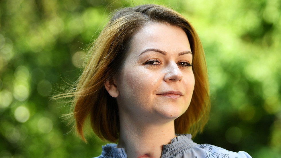 Юлия Скрипал – за първи път след отравянето