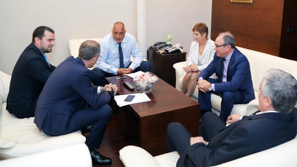 Борисов се среща със синоптиците
