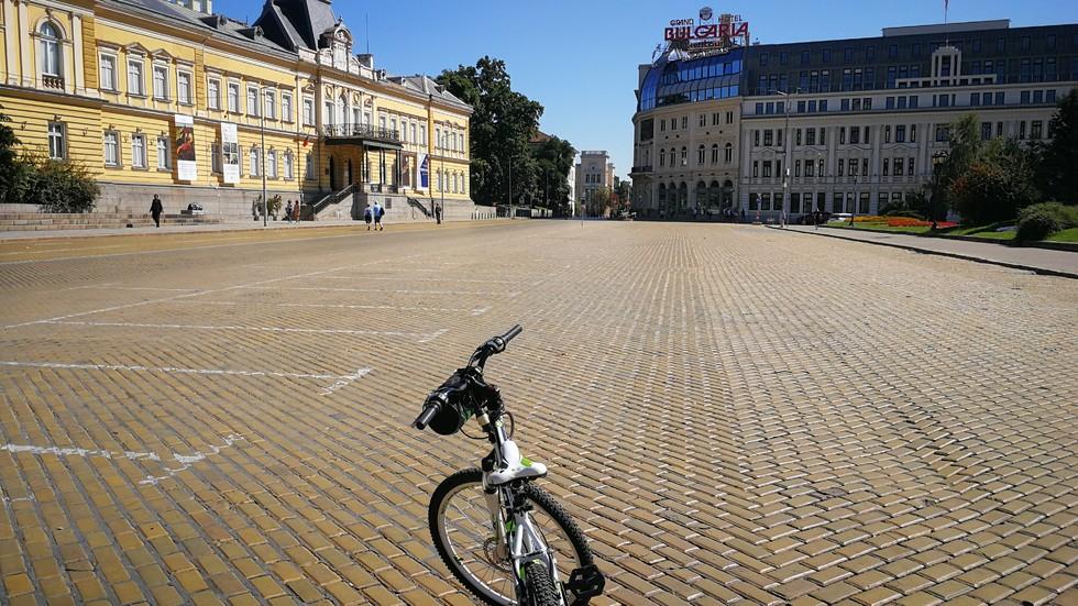Без автомобили в центъра на София за един ден