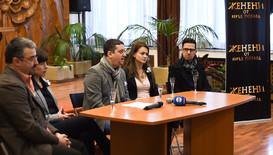 """Пресконференция за старта на """"Женени от пръв поглед"""" в ефира на Нова"""