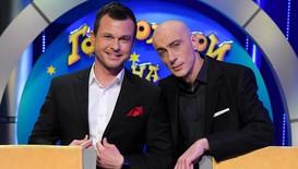 """Ненчо Балабанов и Малин Кръстев водещи на """"Господари на ефира"""""""