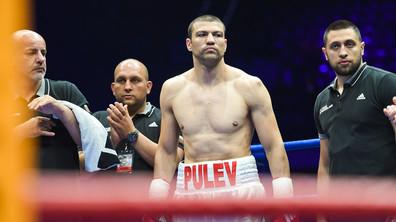 Тервел Пулев с трета победа на професионалния ринг