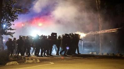 Сблъсъци между протестиращи и полиция в Сао Пауло
