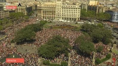 Минута мълчание в памет на жертвите в Барселона
