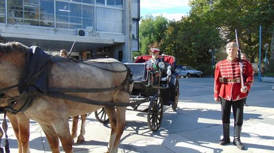 Пловдив отбеляза празника с възстановка
