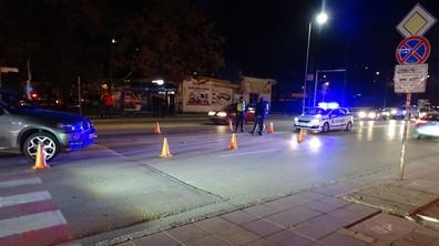 Джип блъсна колоездач на пешеходна пътека в Благоевград