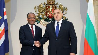 Бойко Борисов се срещна с премиера на Кабо Верде