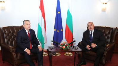 Борисов се срещна с Виктор Орбан