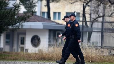 Експлозия пред американското посолство в столицата на Черна гора