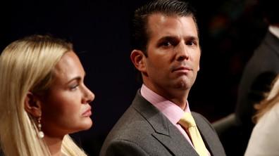 Доналд Тръмп Младши и Ванеса се развеждат