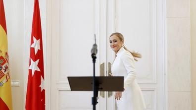 Президентът на Мадрид подаде оставка заради кражба на кремове