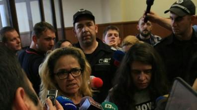 Десислава Иванчева пред специализирания съд