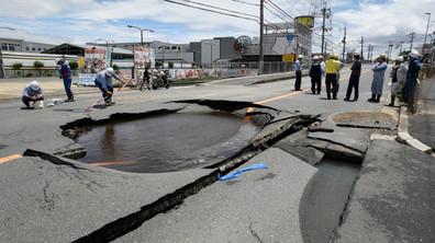 6,1 по Рихтер удари Япония