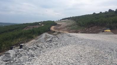 """Регионалният министър инспектира строителството на новия участък на АМ """"Хемус"""""""