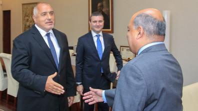 Борисов и шефът на ЕБВР обсъдиха сътрудничеството между България и банката (СНИМКИ)