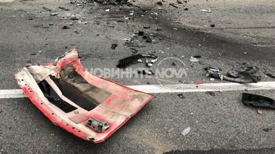 38-годишен мъж загина в катастрофа на пътя София-Бургас