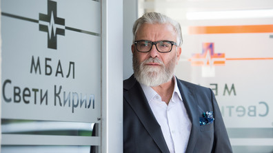 """Владо Пенев влиза в """"Откраднат живот"""" като шеф на болница """"Свети Кирил"""" тази есен по NOVA"""