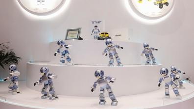 Започна световната конференция по роботика в Пекин