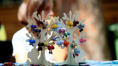 Базар на изкуствата събра артисти в Борисовата градина