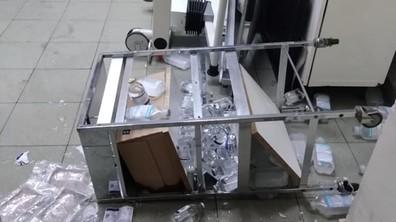 Изпочупиха Спешното отделение в болницата в Перник