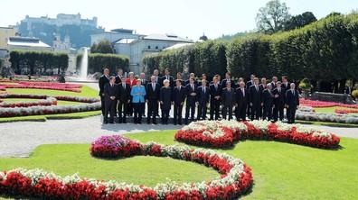 Неформална среща на лидерите на ЕС в Залцбург