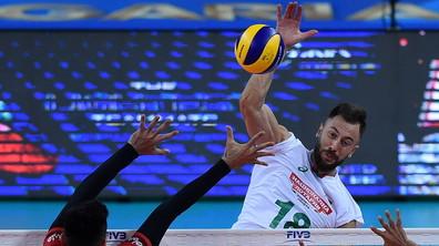 ВОЛЕЙБОЛ: България победи Иран с 3:1 гейма