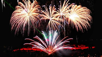 С тържествена заря за Независимостта завърши празникът във Велико Търново