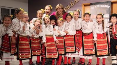 Захариева пред българската общност в Монреал: Вие сте най-добрите ни посланици по света